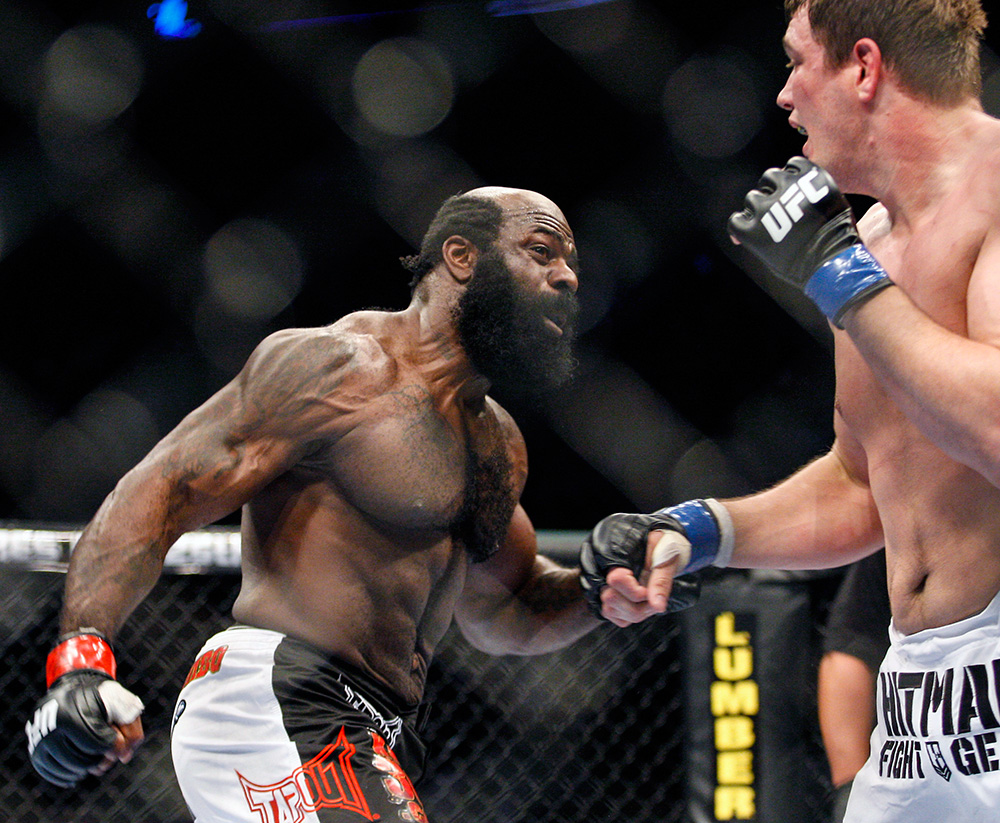 kimbo slice vs ken shamrock to main event bellator show on june 20