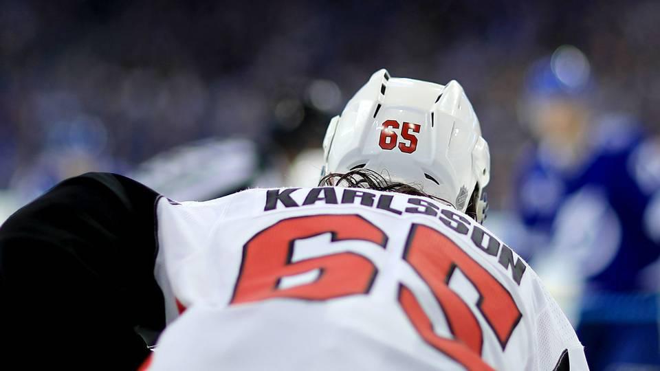 Erik Karlsson trade: 'Emotional and sad day' as former Senators captain heads to Sharks