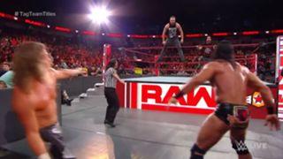 WWE ロウ #1320 ロウ・タッグ王座