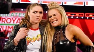 WWE ロウ 1300 ロンダ・ラウジー