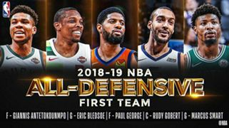 2018-19 All-Defensive First Team