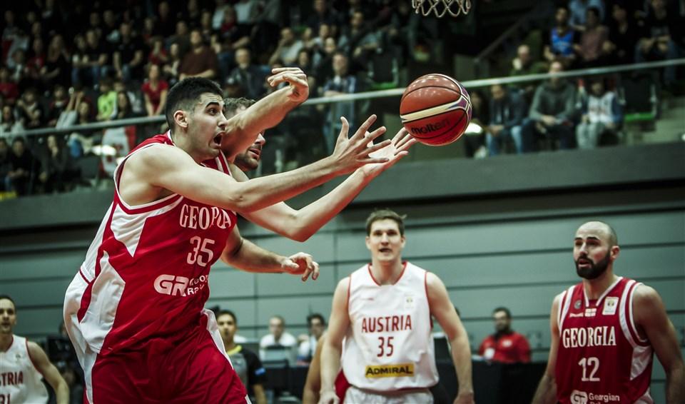 Goga Bitadze FIBA Georgia