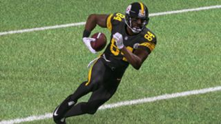 Color Rush Pittsburgh Steelers Madden NFL 17