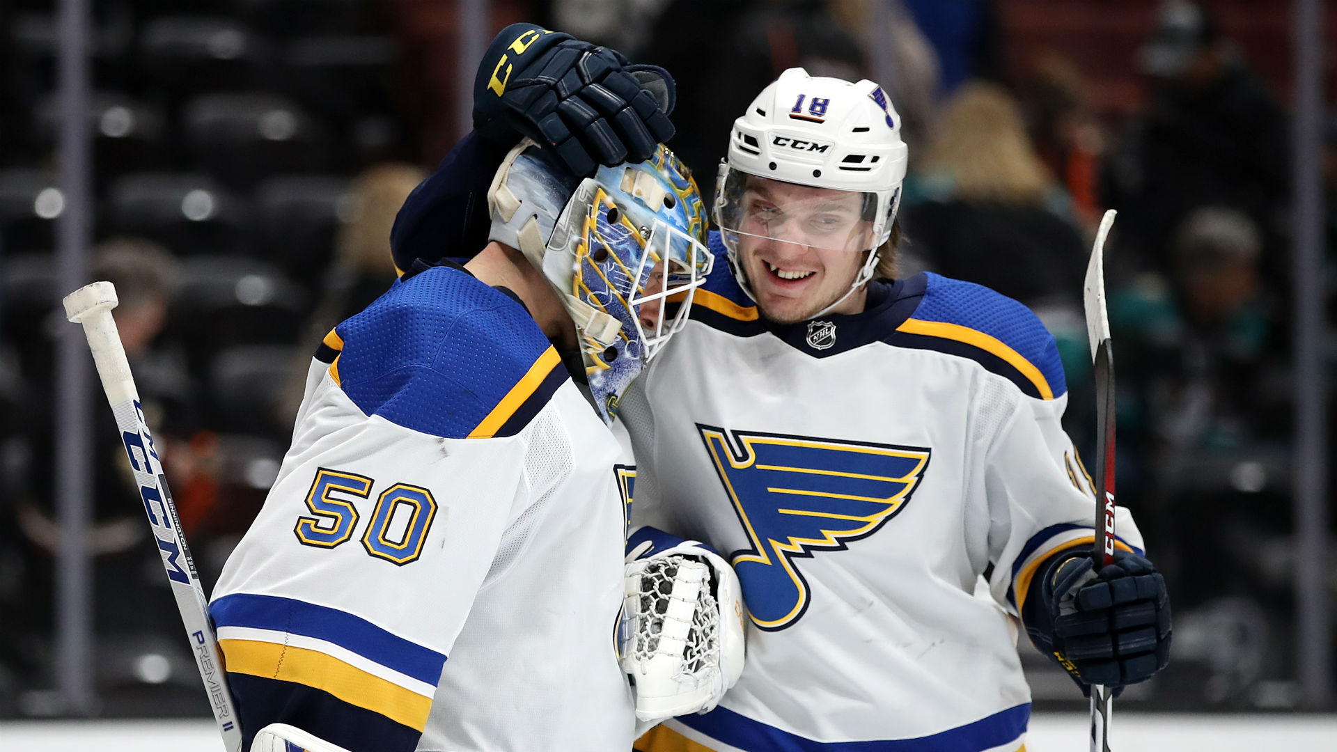 6cd8ebb005c01 The St. Louis Blues are in the 2019 Stanley Cup Final and we re just as  surprised as you