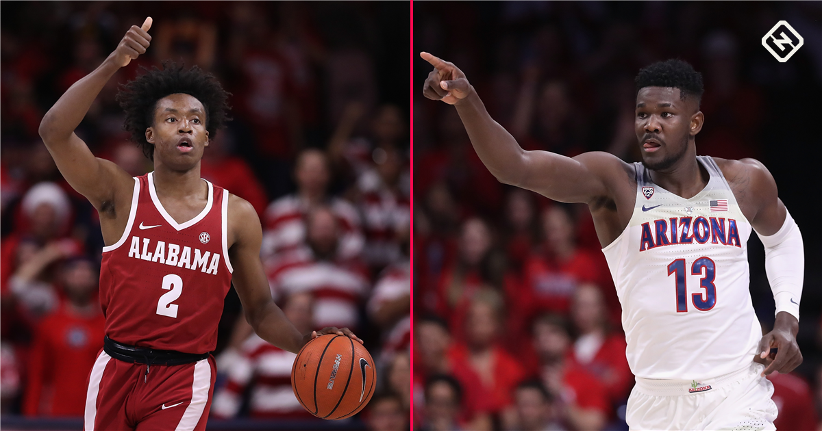 NBA Draft watch: Deandre Ayton, Collin Sexton both live up to hype in Alabama vs. Arizona matchup