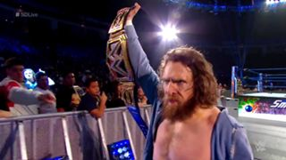 WWE, スマックダウン, #1010, ブライアン