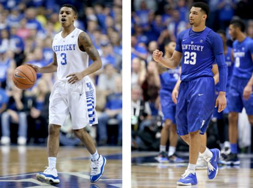brand new d45f7 64ea9 Kentucky basketball releases new jerseys that complete ...