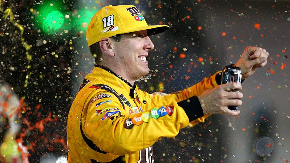 NASCAR at Richmond race outcomes: Kyle Busch gets 3rd win in row at Toyota Owners 400