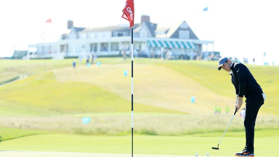U.S. Open leaderboard 2018: Live highlights from Round 1 at Shinnecock Hills