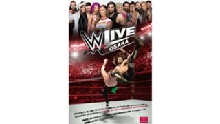 WWE Live Osaka PopUpShop