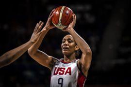 A'ja Wilson FIBA USA