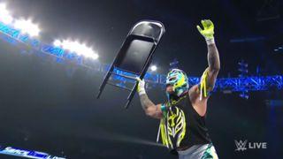 WWE, スマックダウン, #1008, ミステリオ