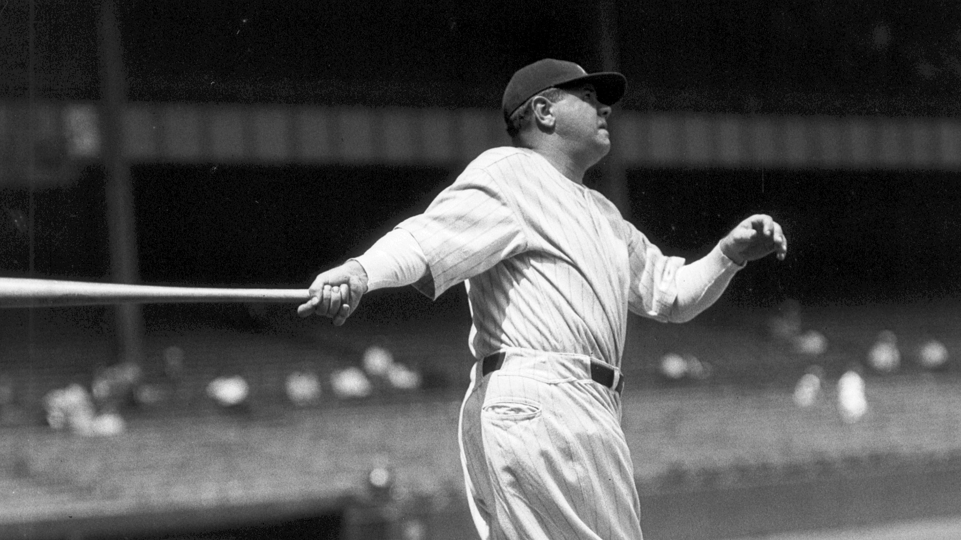 How many strikeouts did babe ruth have-6271