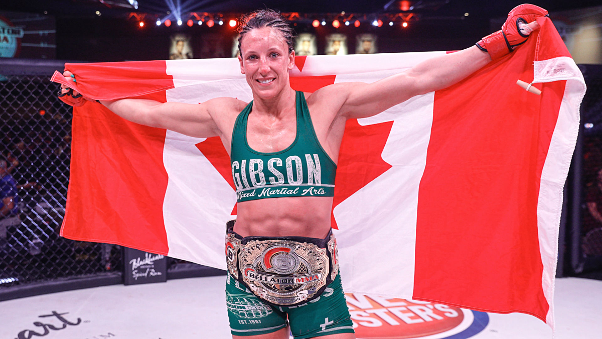 Bellator 224: Julia Budd excited to start next chapter and has plans to retire as champion