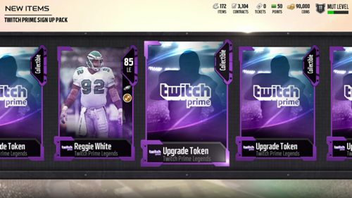 How to get free legends for your 'Madden NFL 18' Ultimate