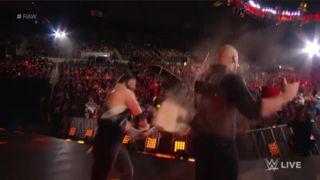 WWE ロウ #1326 アライアス
