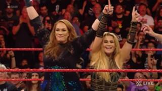 WWE ロウ #1309 アレクサ・ブリス ナイア・ジャックス