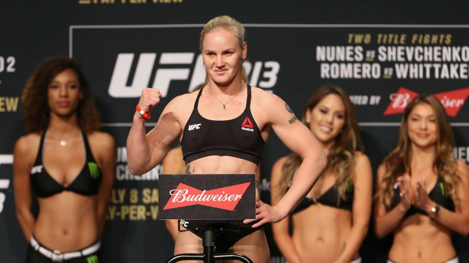 Valentina Shevchenko and Sijara Eubanks set to headline UFC 230 for vacant women's flyweight title