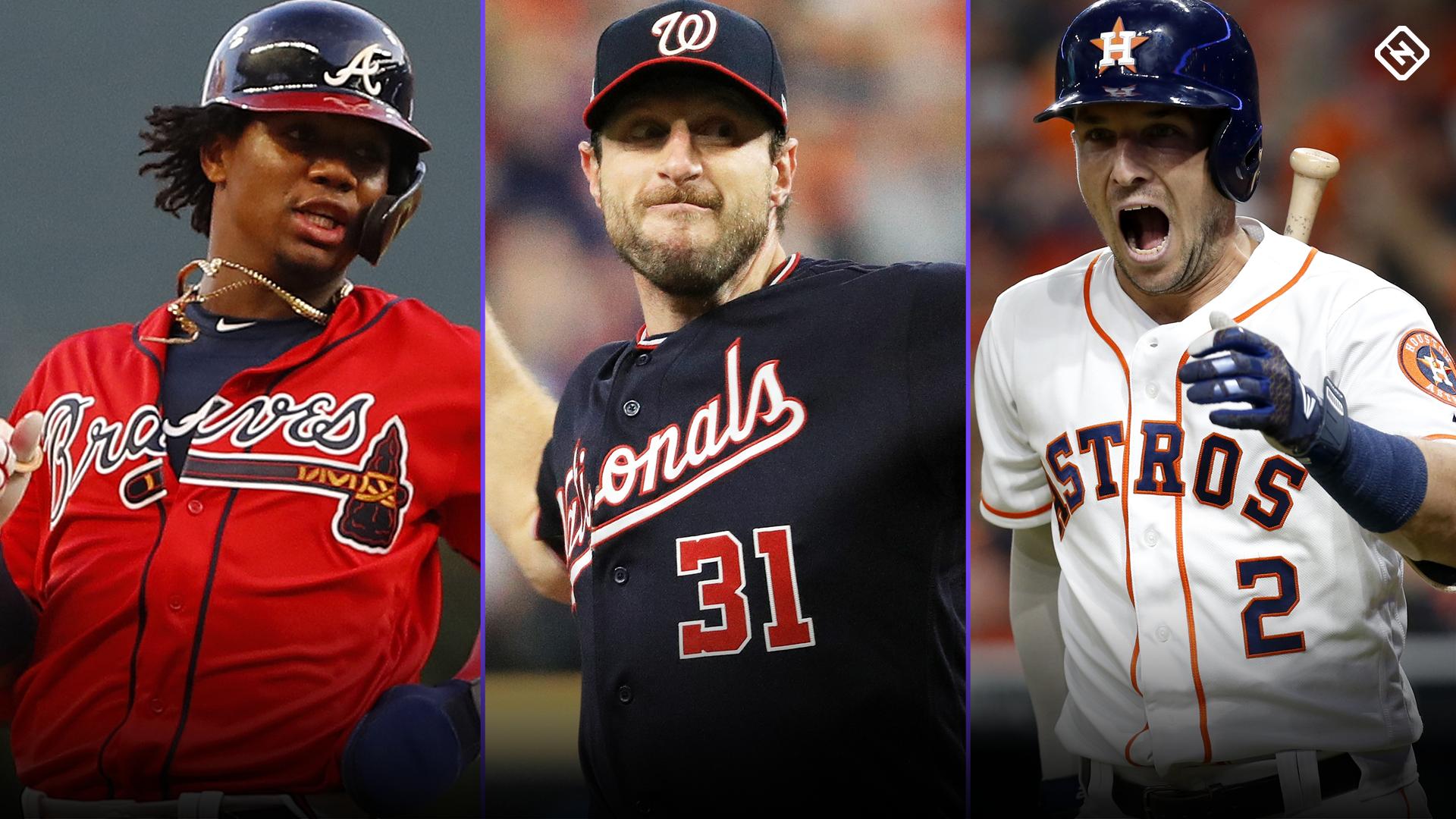 Rankings de béisbol de fantasía: 300 mejores trucos para 2020 2