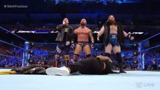 WWE スマックダウン #983 サニティ