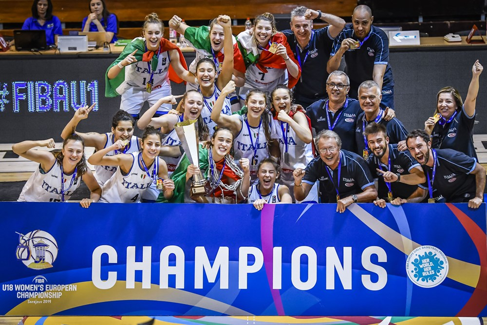 Beyond the Fab Four: Italian Basketball's Golden Girls