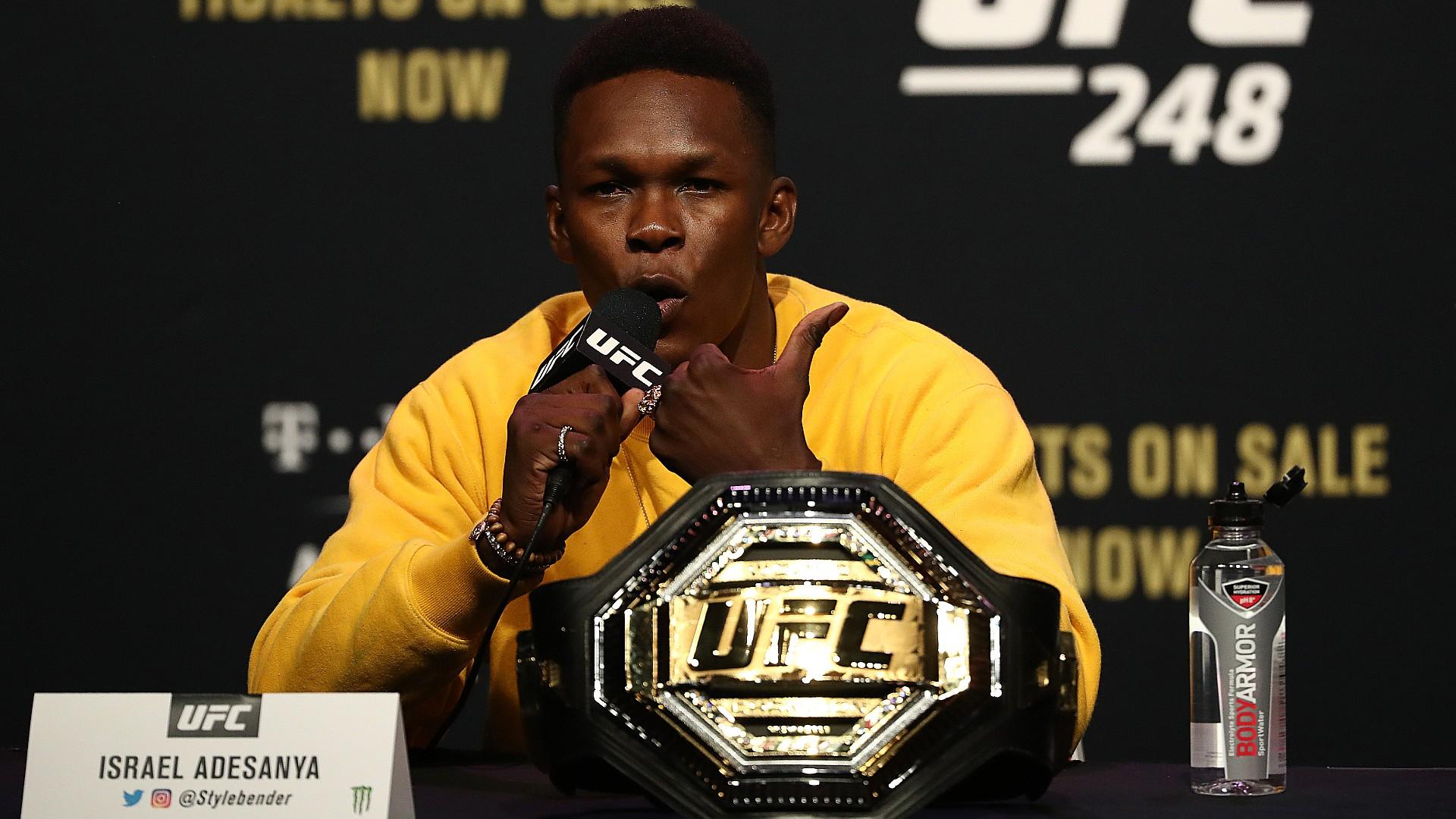 UFC 247: Israel Adesanya dice que Jon Jones se 'lavó' después de verlo superar a Dominick Reyes 2