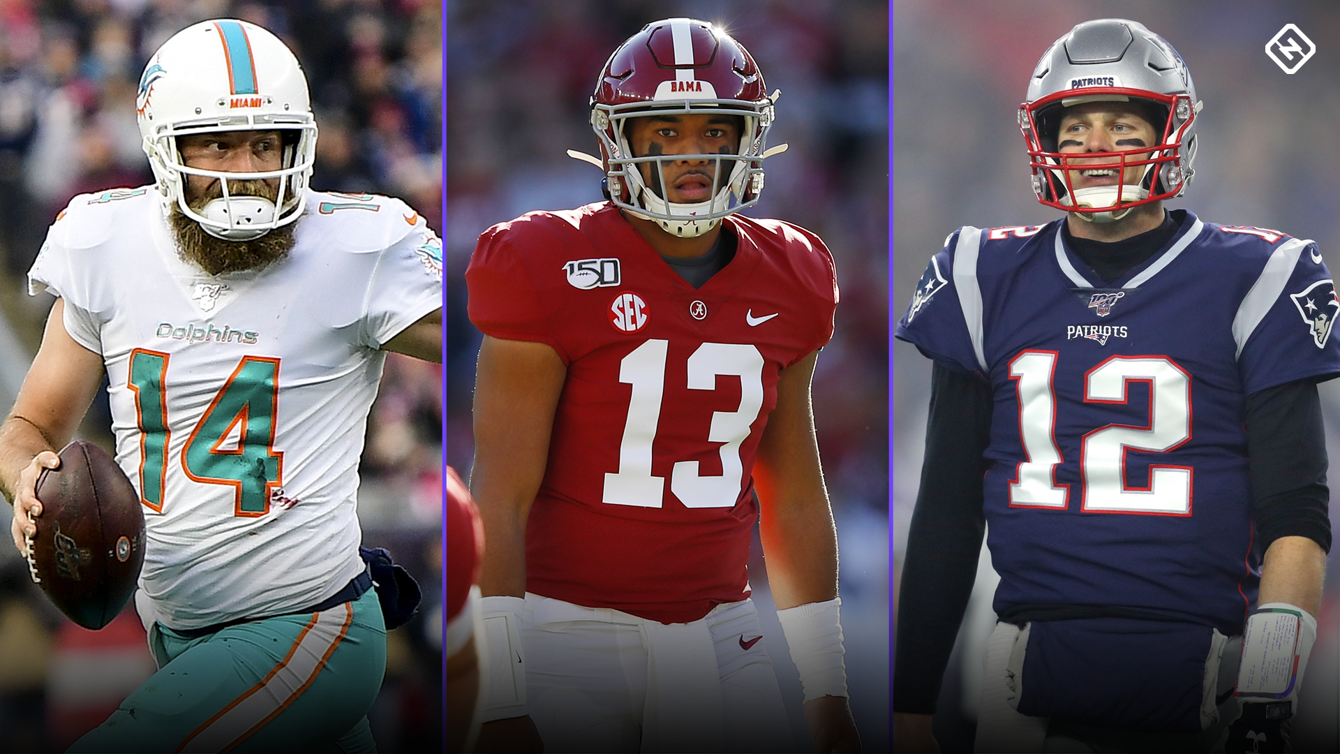 Who will play QB for Dolphins in 2020? Ranking 9 most likely scenarios, from Tua Tagovailoa to Tom Brady - sporting news