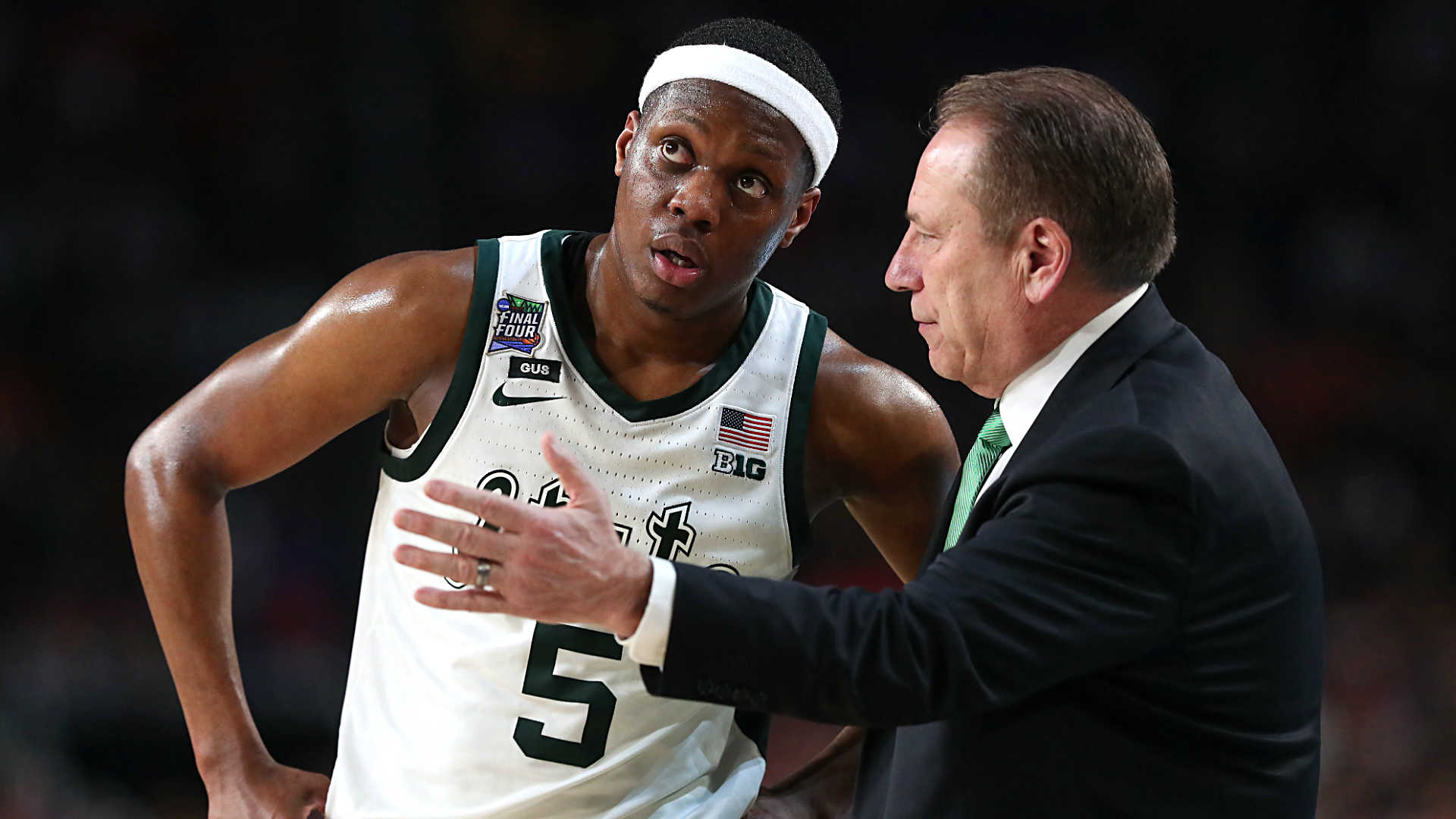 Tom Izzo is feeling 'greedy' as Michigan State enters season with championship aspirations