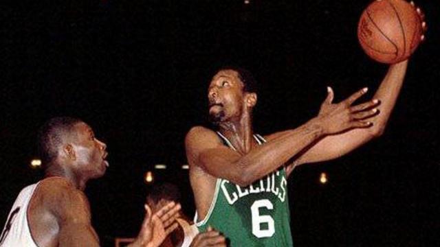 Bill Russell Celtics