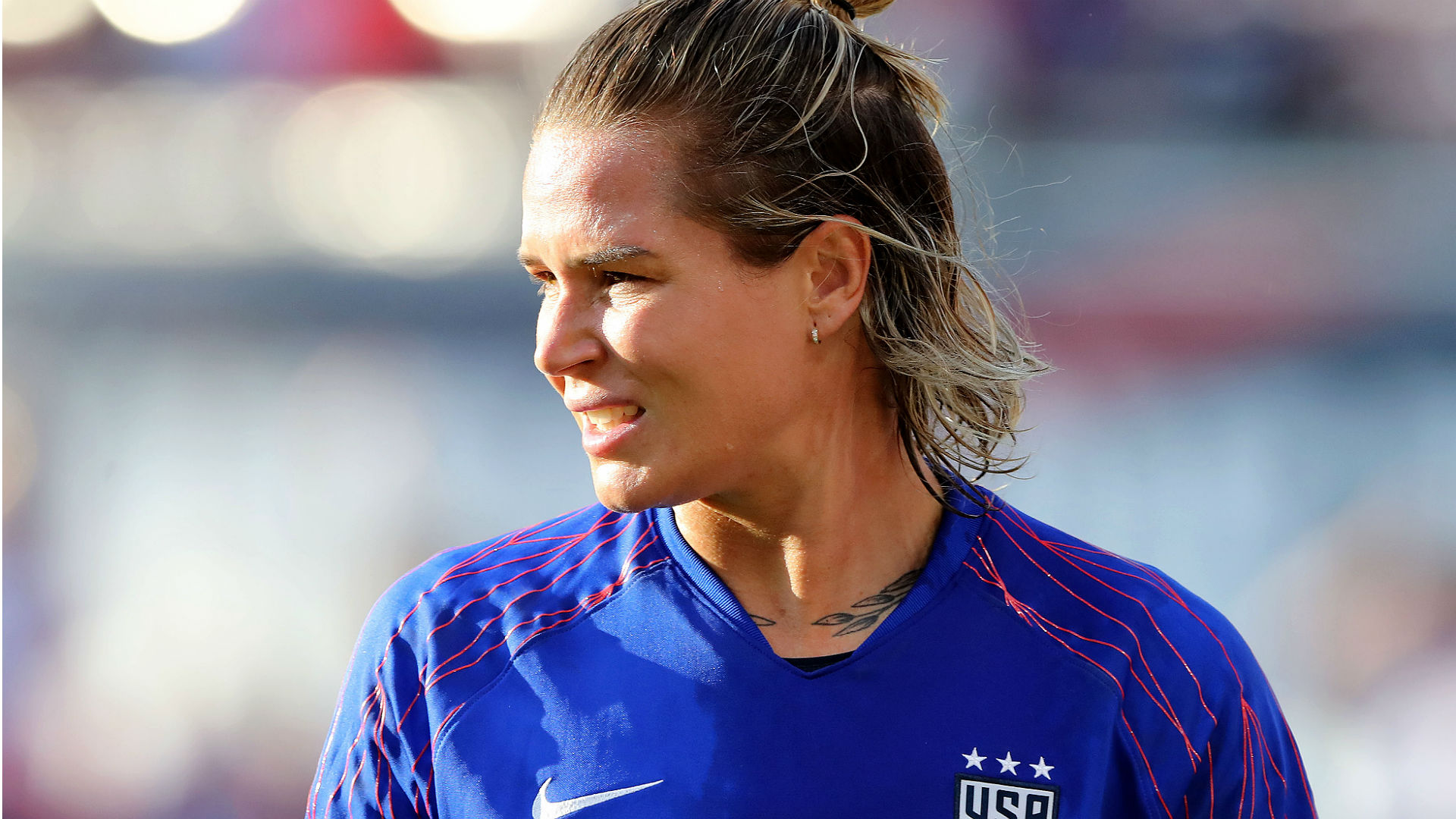 Ashlyn Harris defends USWNT against Jaelene Hinkle's anti-Christian claim: 'Your religion was never the problem'