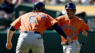 Jose Altuve Astros - 042915 - Getty - FTR