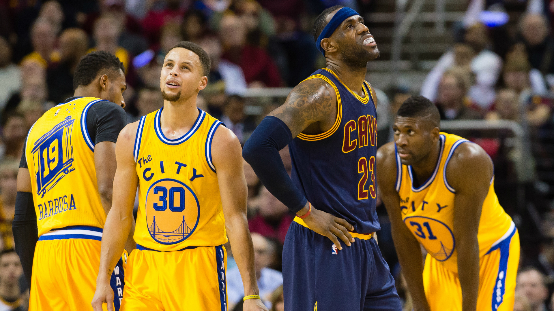 99299beb431 LeBron James must be wondering where Stephen Curry s adversity is ...