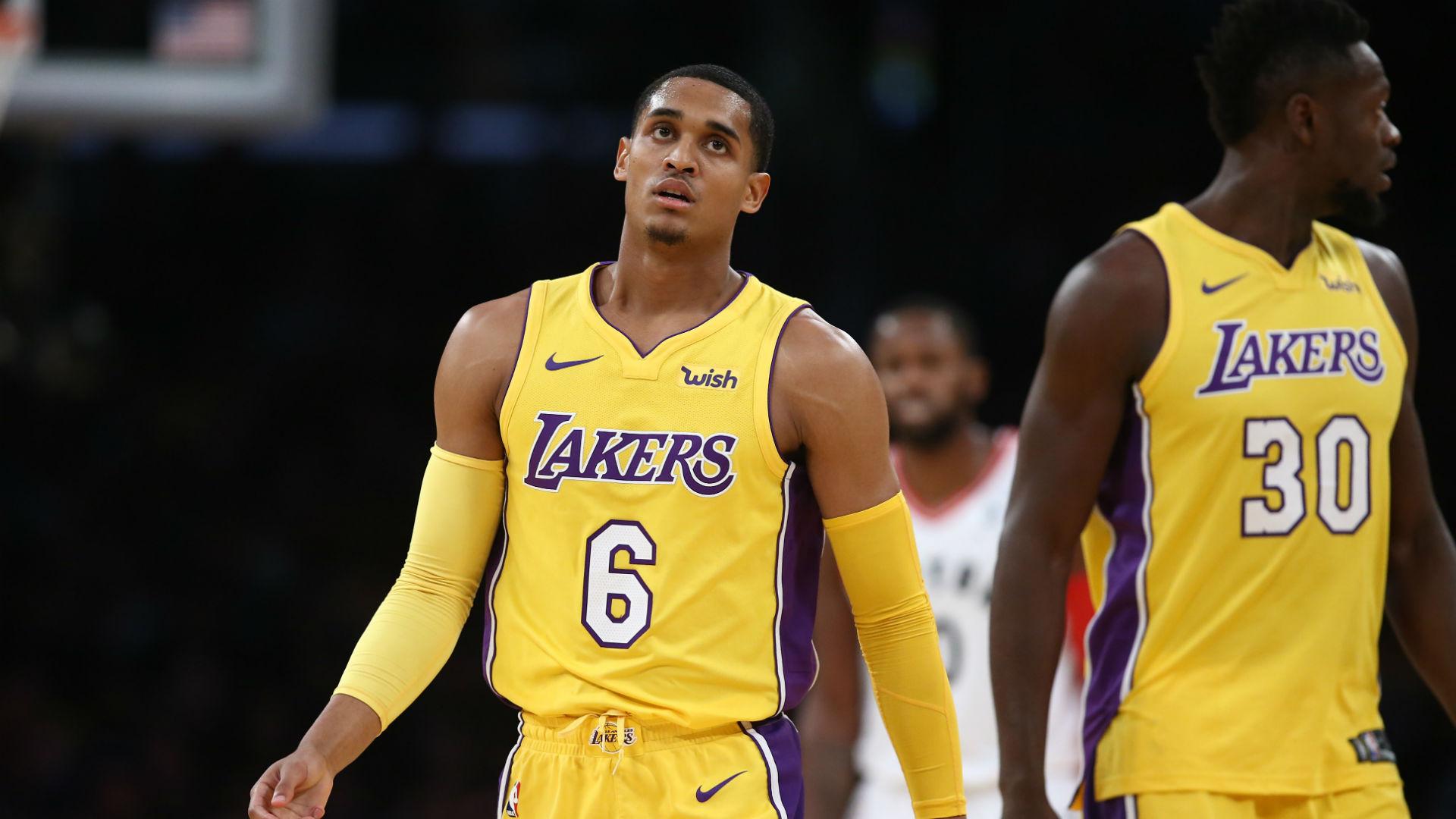 NBA trade rumors: Lakers have offered Julius Randle, Jordan Clarkson in trade talks
