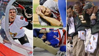 Sports' most gruesome injuries
