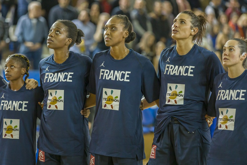 History is on the line between France and Spain at EuroBasket