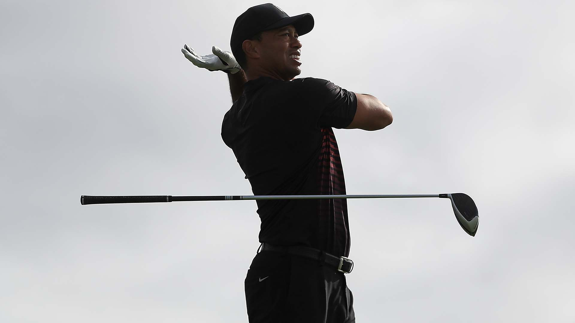 Network execs had to be pleased with what they saw of Tiger Woods ...