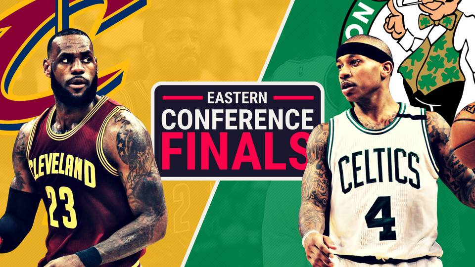 Image result for Cavaliers vs Celtics pic