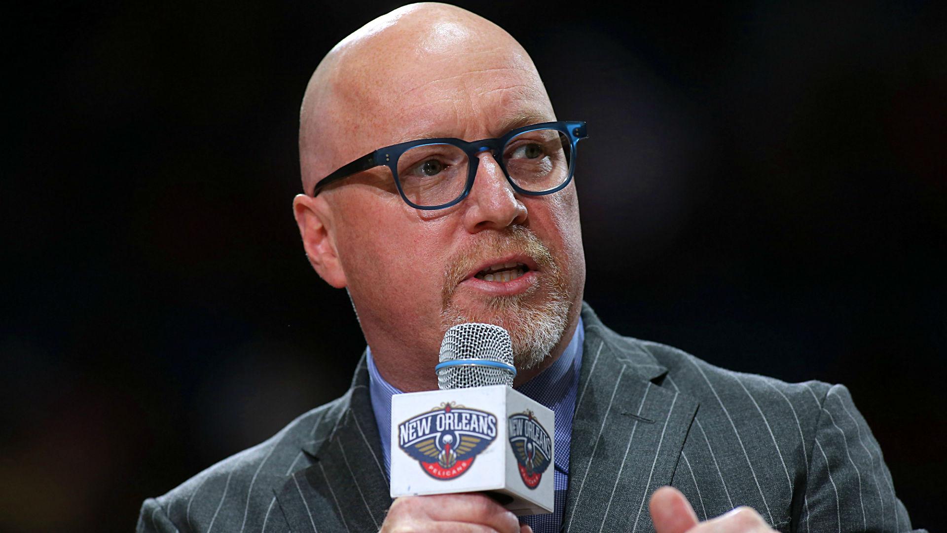 El vicepresidente de los Pelicans, David Griffin: la temporada de cancelación 'no está en absoluto' en la mente de la NBA 2