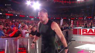 WWE ロウ #1324 シールド ブラウン・ストローマン