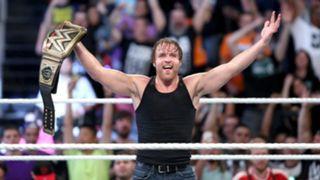 WWE マネー・イン・ザ・バンク 2016 ディーン・アンブローズ キャッシュイン