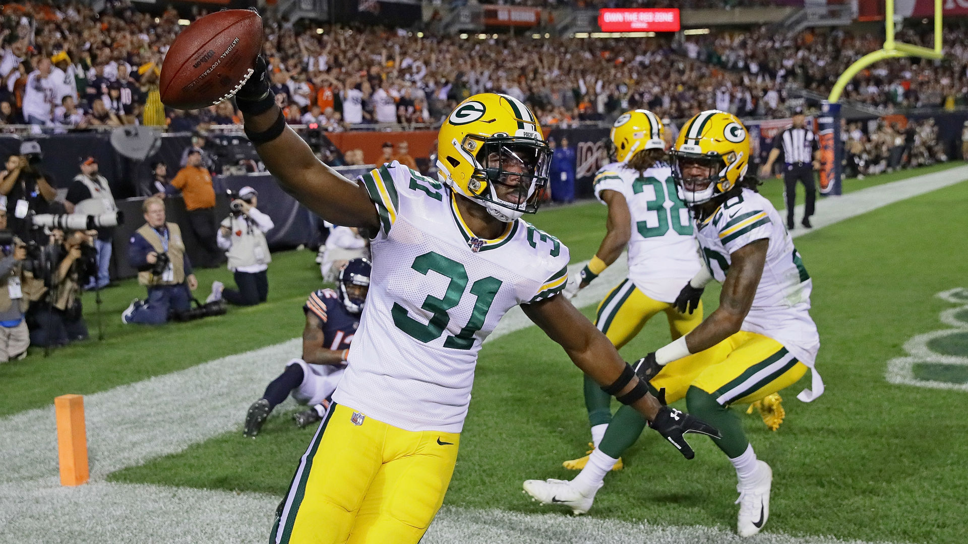 Packers' new-look defense immediately flexes with championship-level support for Aaron Rodgers