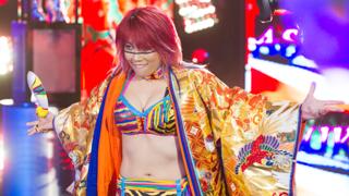 WWE Asuka bio