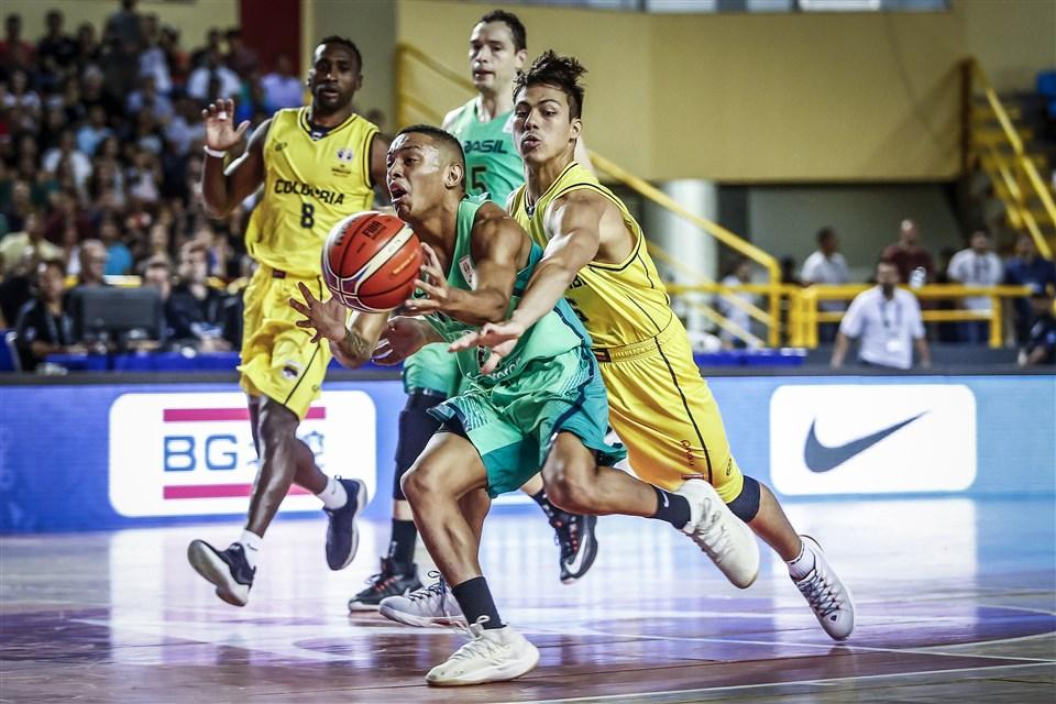 Yago Mateus Dos Santos FIBA Brazil