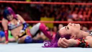 Asuka HL vs Sasha