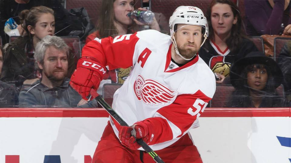 Niklas Kronwall happy with past, uncertain about future with Red Wings