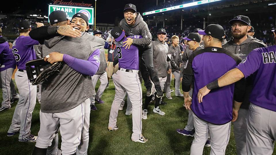 Rockies defined by the adversity they have overcome to reach NLDS vs. Brewers