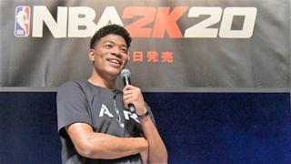 NBA 2K20 Rui Hachimura 八村塁