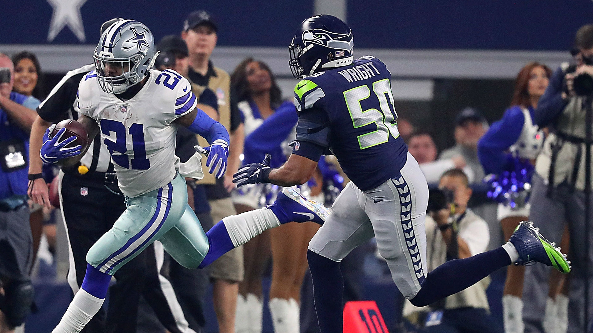 e3a3c41c Seahawks vs. Cowboys results: Score, highlights from Dallas' NFC ...