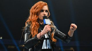 """Becky Lynch says people think it's easy to be """"The Man"""" until they try it, and she claims that everyone on Raw and SmackDown is trying to imitate her."""