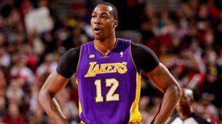 Dwight Howard Los Angeles Lakers